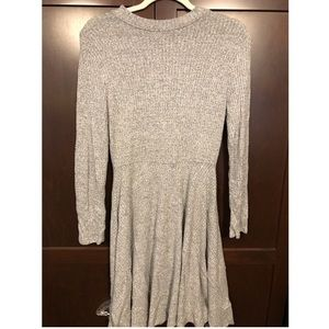•• Gray Dress ••